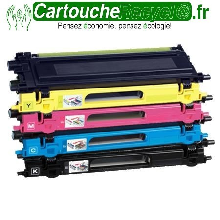 Pack TN135 x 4 toners
