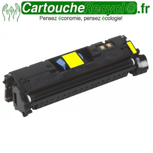 TONER EP-701 yellow