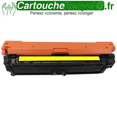 TONER CE272A yellow