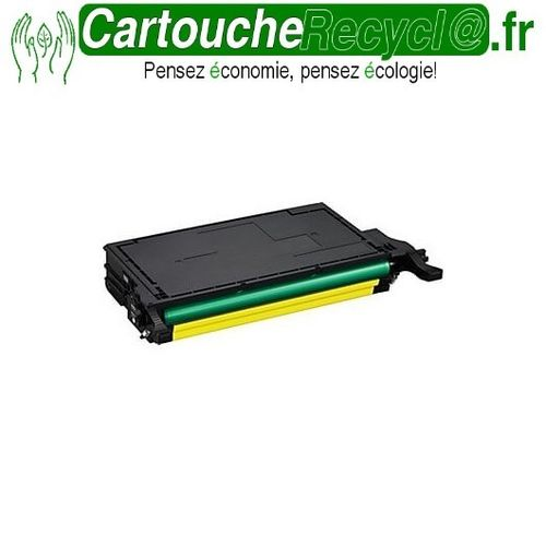 TONER CLT-Y5082L yellow