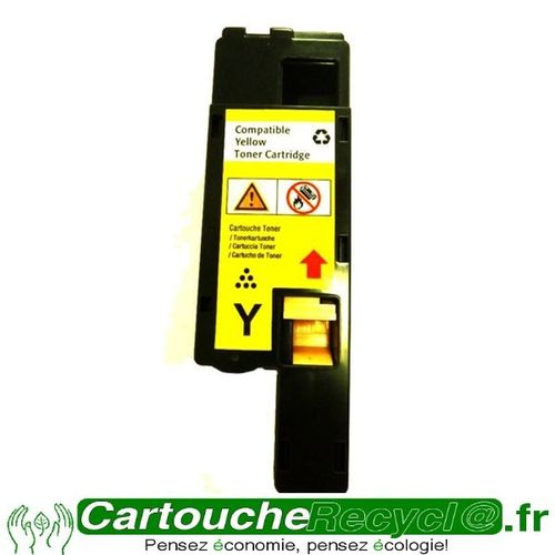 TONER C1660 yellow