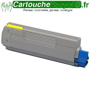 TONER C831 YELLOW